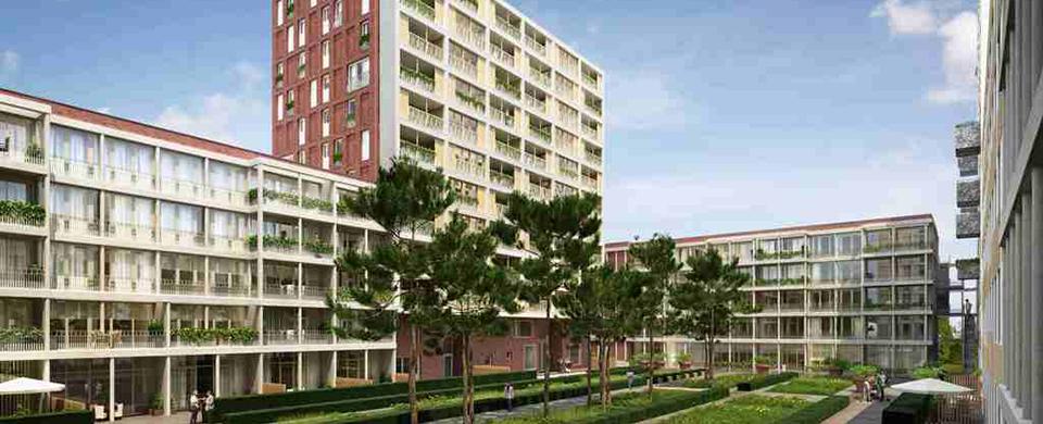 Scheepvaartkwartier Osdorp Centrum Zuid